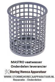97612025242 - Vaatwasser bestekinzetbak MASTRO GLB0037-FN
