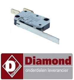 266165313 - MICRO SWITCH MET HEFBOOM VIR F14E/M DIAMOND F14+14E/M
