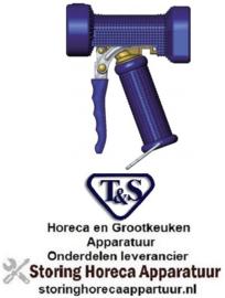 "595594113  - T&S Handdouche Gun shockproof ½"" WG-03"