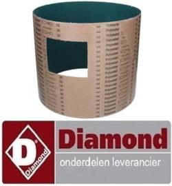 589F2747 - Rasp zijwand voor aardappelschilmachine DIAMOND PPF-18