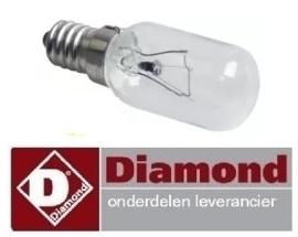 105A87IL72010 - LAMP 40W-230V - 500°C pizza oven DIAMOND E3F/24R, EFP/4R, EFP/6R, EFP/44R, EFP/66R
