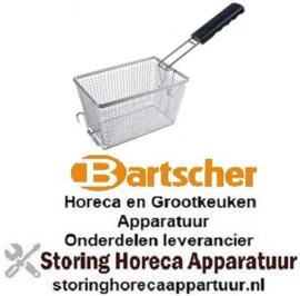 428970741 - Frituurmand RVS voor friteuse BARTSCHER