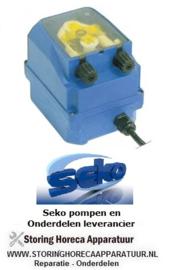 993361156  - Doseerapparaat SEKO toerentalregeling 0,6-4l/h 230 VAC wasmiddel