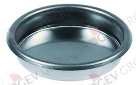 529023 -  Blindfilter ø 70mm inbouw ø 60mm, H 18mm