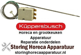 VE273375008 - Thermostaat instelbereik 30-110°C 1-polig 1CO 16A KUPPERBUSCH