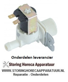 251.003.00.00031 - Waterinlaat magneetventiel ALPHA TURBO 1500