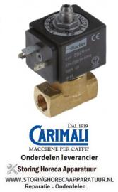 5449600203 - Magneetventiel 3-weg 230VAC CARIMALI ETA BETA V2 2 LM