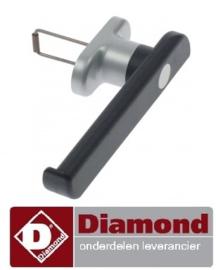 898C7557-00 - Deurgreep voor heteluchtoven DIAMOND DFV-1011/N