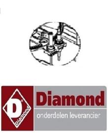 G60/2F3T - DIAMOND PRO 600 GAS FORNUIS ONDERDELEN