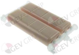 530383 - Ontharder dubbel L 310mm - B 180mm Electrolux