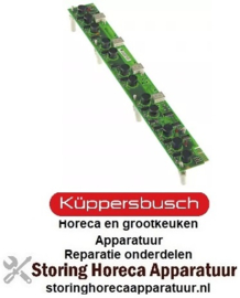 104401467 - Bedieningsprint voor apparatuur KUPPERBUSCH