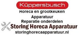 478401486 - Printplaat elektrische Combi-Steamer KUPPERBUSCH