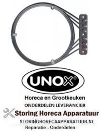 114417553 - Verwarmingselement 5600 Watt - 230 Volt UNOX OVEN