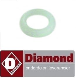 2780200099 - PAKKING DOORVOER NYLTITE M8 DIAMOND