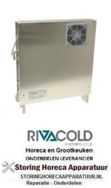909LF3123123 -VERDAMPER VENTILATED  RIVACOLD RM70-420C