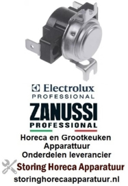 373375958 - Clixonthermostaat LA 40mm 1NO 1-polig aansluiting F6,3 voor tank  Electrolux