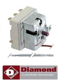 312.661.048.00 - Maximaalthermostaat uitschakeltemp. 245°C - E65/F DIAMOND