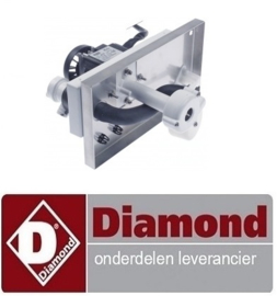 ICE350IS - DIAMOND IJSCHILVERMACHINE  REPARATIE, ONDERDELEN