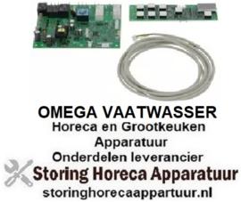 1697111370 - Printplaat moederbord voor vaatwasser OMEGA TOPSTAR 40