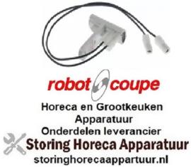 207348291 - Magneetschakelaar B 10mm voeler L 35mm aansluiting F 2,8 kabellengte 245mm Robot-Coupe