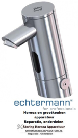 2922300.23 - Sensorkraan 230V met vaste temperatuurinstelling ECHTERMAN