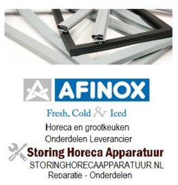 920901862 - Koeldeurrubber B 176mm - L 419mm passend voor AFINOX