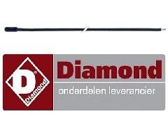 58941201006 - VOELER NTC015HP00 - 1.5 METER, DIAMOND ID70/HE