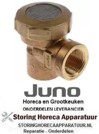 """304540994 - Condensafblazer voor kookketel draad 3/4"""" type BPT13A koper JUNO"""