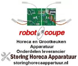 469403510 - Printplaat kit L 80mm B 60mm passend voor ROBOT COUPE 230V 50Hz voor mixer