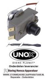 456TR254 - Maximaalthermostaat 335°C voor hetelucht oven UNOX XF023