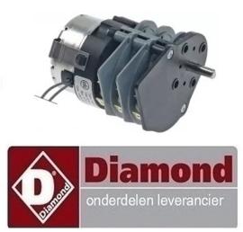 723RTFOC00030 - Timer 50 HZ oven DIAMOND PFE 5D