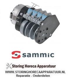 4342319396 - Timer CDC 11804F motoren 1 kamers 4 looptijd 180s 230V motortype M48R ATS SAMMIC