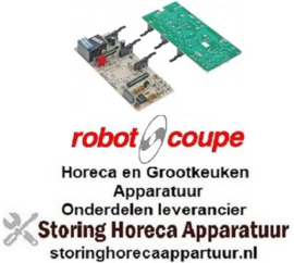 115403566 - Printplaat groentesnijder R3 / R4 / R301 / R401 passend voor ROBOT COUPE