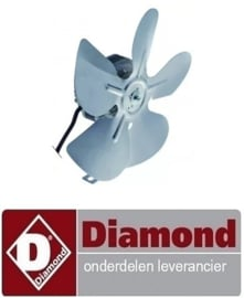 5666021050002 - VENTILATOR CONDENSOR 10 WATT DIAMOND