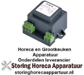 819379195 - Transformator primair 230VAC secundair 12VAC 5VA secundair 0,4A