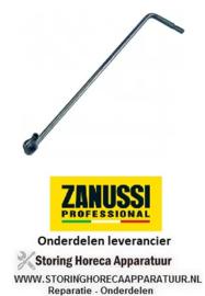 5170C6031 - Toevoerslangverlenging was arm ZANUSSI
