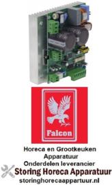 115403841 - Frequentieregelaar met koellichaam voor heteluchtoven FALCON