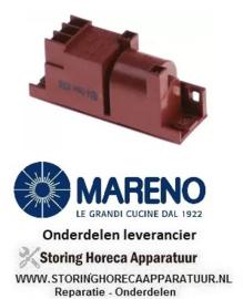 4851450300 - Ontstekingsgroep uitgangen 2 220-240VAC kantelbare braadpan  MARENO BRG94G