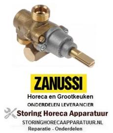 290054166 - Gaskraan type 20N gasingang M16x1,5 (pijp ø 10mm) ZANUSSI