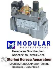 "045101908 - Gasregelaar gasventiel SIT serie 230V 50Hz gasingang 1/2"" gasuitgang 1/2"" MODULAR"