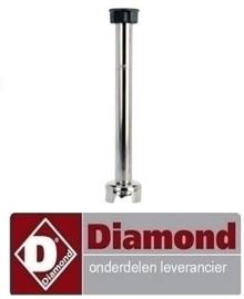 693AT/45 - Staaf buis voor staafmixer DIAMOND MAV-450