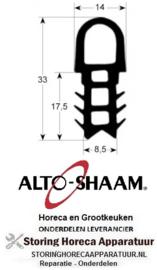 189901675 - Deurrubber B 420mm L 475mm buitenmaat ALTO-SHAAM