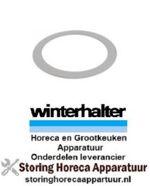 566512515 - Glijring OD ø 22,5mm ID ø 18mm voor Winterhalter