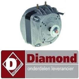 36640701001 - VENTILATOR CONDENSOR 7W-M4Q045-CA01-01 DIAMOND