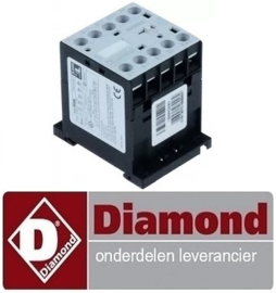 966380888 - Magneet relai voor friteuse DIAMOND E77/F13A4-N