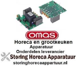 108403596 - Printplaat voor schaafmachine 50Hz 230 Volt  OMAS