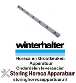 234502053 - Wasarm 7 sproeiers L 635mm voor vaatwasser Winterhalter