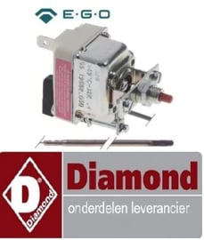 018A88TX77004 - maximaalthermostaat uitschakeltemp. 569°C DIAMOND E3F/24R