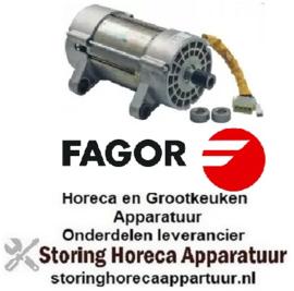 453499402 - Motor voor wasmachine 230/400V 60Hz 3520U/min type fasen 3 H 345mm TEE 4000W FAGOR