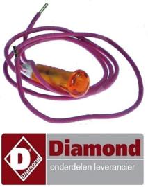2564.0.085.0023 - Signaallamp oranje DIAMOND